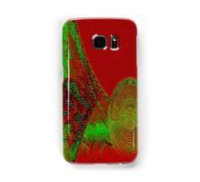 ROLLING-ON-ABSTRACT Samsung Galaxy Case/Skin