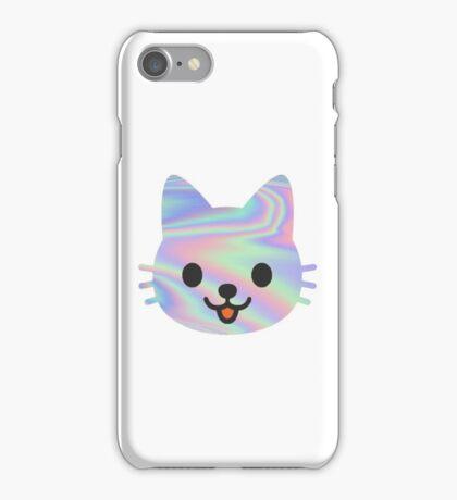 Trippy Cat iPhone Case/Skin