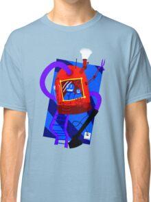 Vacuum robot robot Classic T-Shirt