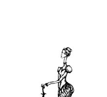 Victorian Lady  by somniloquyart