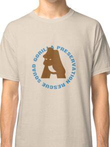 Gorilla Preservation Squad Classic T-Shirt