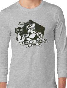 Saladin's Gym Long Sleeve T-Shirt
