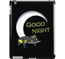 Good Night, Moonlight Pokemon iPad Case/Skin