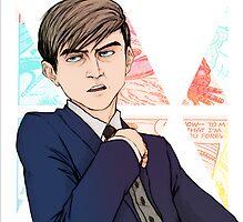 Harry Osborn by Livori