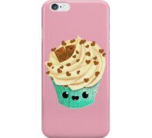 Cute Kawaii Vanilla Cupcake iPhone Case/Skin