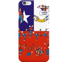 World Cup CHILE 2014 iPhone Case/Skin