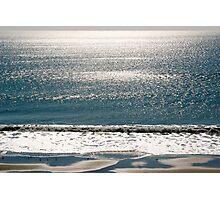 Glorified Beach Photographic Print
