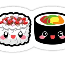 Cute Sushi Sticker