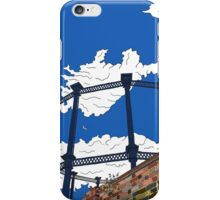 Regent's Canal Gas Tower iPhone Case/Skin