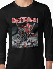 IRON MAIDEN COHEED CAMBRIA Long Sleeve T-Shirt