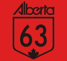 Alberta - Fort Mac Strong One Piece - Short Sleeve