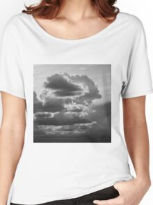 Cloudscape XV BW SQ Women's Relaxed Fit T-Shirt