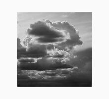 Cloudscape XV BW SQ Unisex T-Shirt