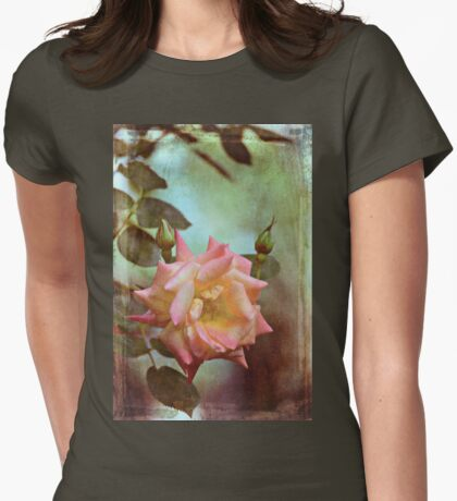 Rose 263 Womens Fitted T-Shirt