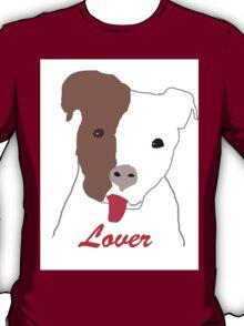 Pit Bull Lover T-Shirt