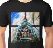 IRON MAIDEN ACE OF HIGH Unisex T-Shirt