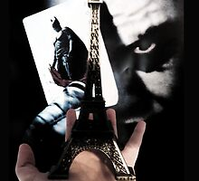 The Joker in Paris by Buxbunny