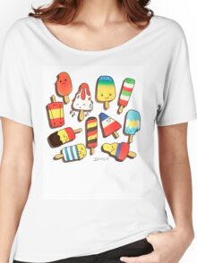 WORLD CUP 2014 LOLLIES Women's Relaxed Fit T-Shirt