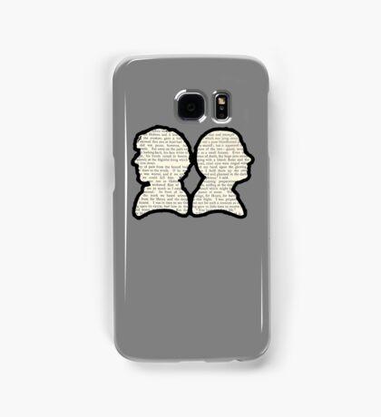 Sherlock and Watson - BBC Samsung Galaxy Case/Skin