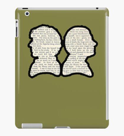 Sherlock and Watson - BBC iPad Case/Skin