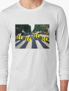 The Beetles, Abbee Road  Long Sleeve T-Shirt
