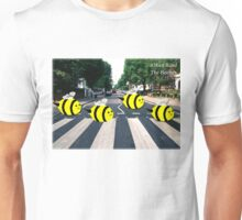 The Beetles, Abbee Road  Unisex T-Shirt