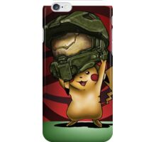 PikaChief  iPhone Case/Skin