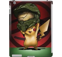 PikaChief  iPad Case/Skin