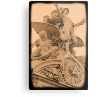 Guardian Angel @ Grand Central Station NYC Metal Print