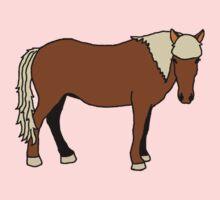 Icelandic Horse Kids Tee