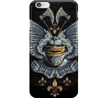 Winged Knight iPhone Case/Skin