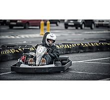 Go Kart Photographic Print