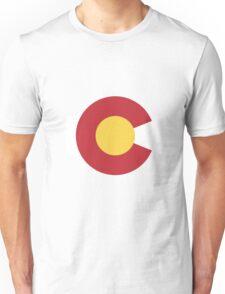 Colorado Flag Unisex T-Shirt