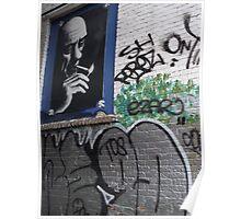 rene graffitti, Montreal Poster