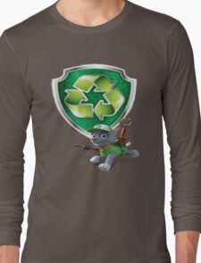 Rocky's Badge Long Sleeve T-Shirt