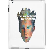 Super Ficial iPad Case/Skin