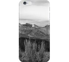"""Along The Fence Line"" iPhone Case/Skin"