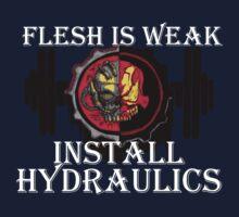 Adeptus Mechanicus - Hydraulics by EmperorDinodude