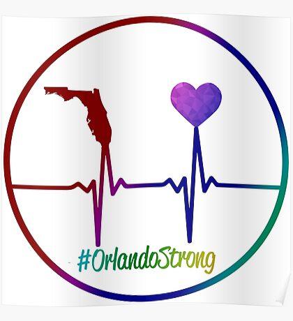 Orlando Strong Poster