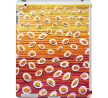 Perfect Pastels- Poached Egg Daisies iPad Case/Skin