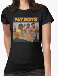 Fat Boys Womens Fitted T-Shirt
