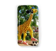 Athletic Giraffe Samsung Galaxy Case/Skin