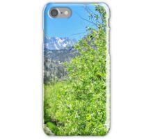 A Mountain Drive iPhone Case/Skin