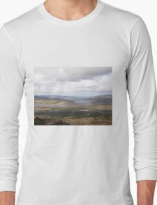 Inch Island Donegal , Ireland Long Sleeve T-Shirt