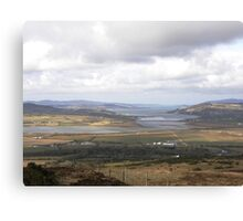 Inch Island Donegal , Ireland Canvas Print
