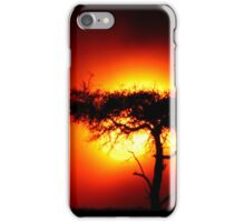Sun Tree iPhone Case/Skin