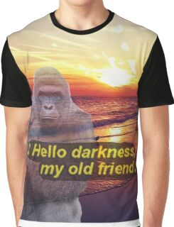 Harambe the Gorilla Graphic T-Shirt