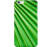 Abstract Palm Fan iPhone Case/Skin