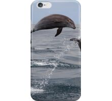 Jumping Dolphins iPhone Case/Skin