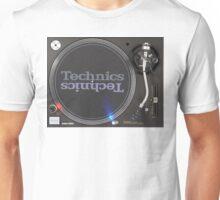 Technics SL1200MKII Unisex T-Shirt